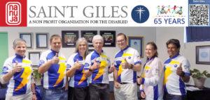 St Giles Amashova Riders