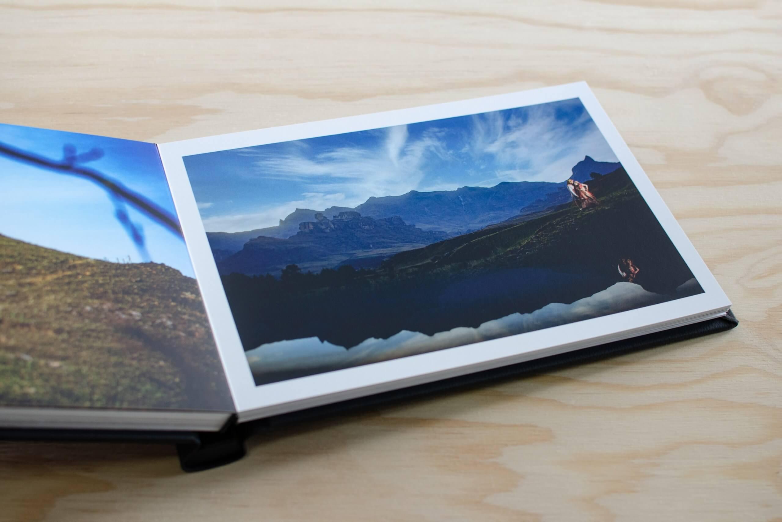Nanuja Panoramic Album
