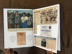 Bradley Muir Football Career
