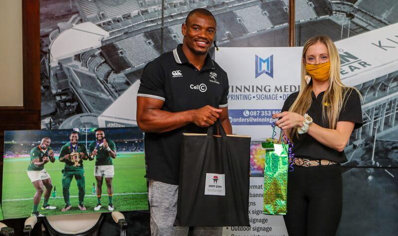Try scoring Makazole Mapimpi and Caroline Hartog