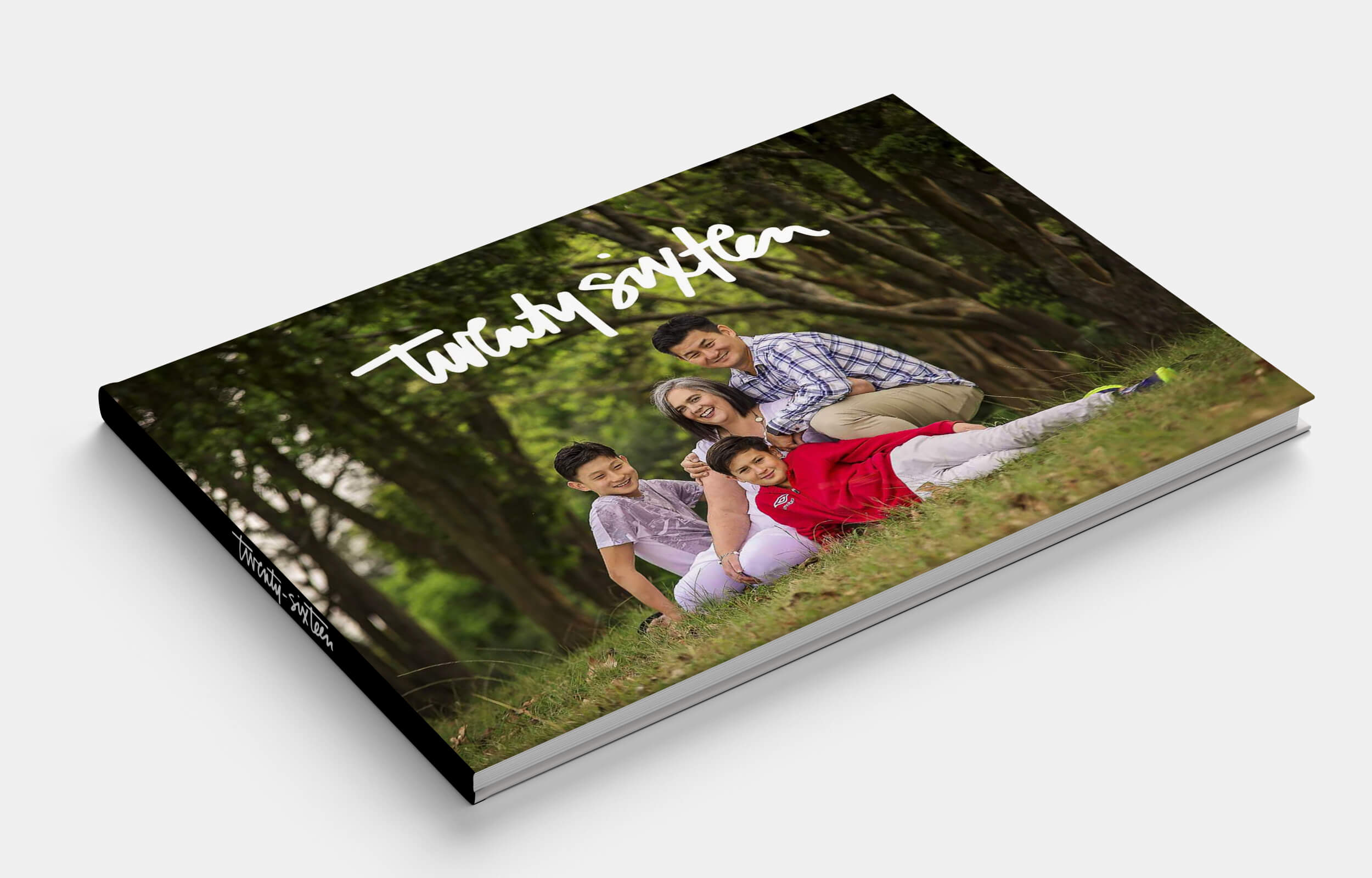 2016 Family Photoshoot Photobook