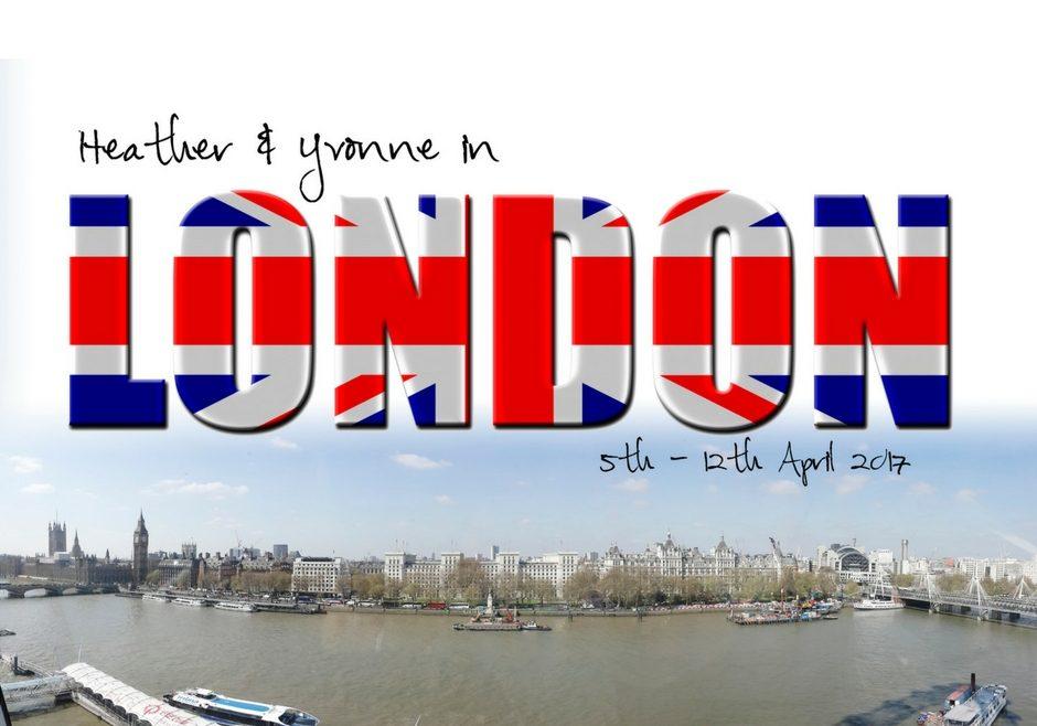 London 2017 A bucket list wish come true